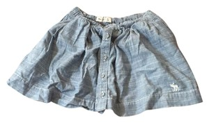 abercrombie kids Mini Skirt Blue