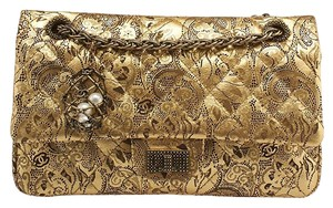 Chanel Moscow Faberge Egg Paisley Shoulder Bag