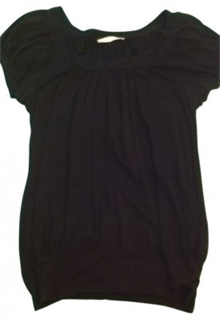 Preload https://item2.tradesy.com/images/lush-black-blouse-size-8-m-158106-0-0.jpg?width=400&height=650