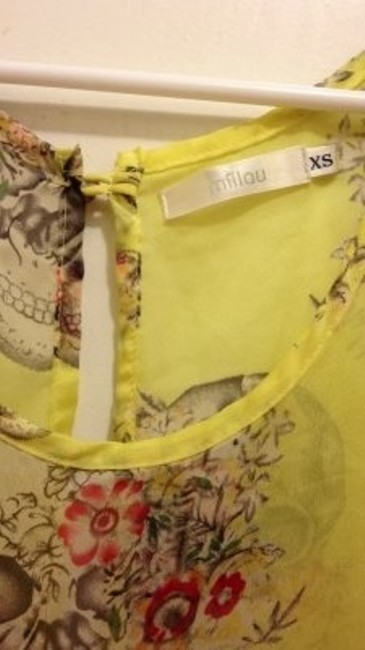 Millau Top yellow