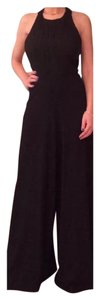 Alice + Olivia + Tory Burch Kate Spade Jumpsuit Formal Wide Leg Pants