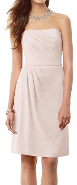 After Six Blush 6685 Short Night Out Dress Size 10 (M) After Six Blush 6685 Short Night Out Dress Size 10 (M) Image 1
