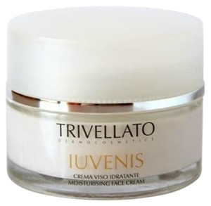 Trivellato Dermocosmetics Iuvenis- Moisturizing Face Day Cream- Made in Italy
