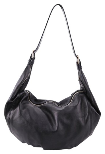 Preload https://img-static.tradesy.com/item/15811963/valentino-360-black-leather-hobo-bag-0-1-540-540.jpg