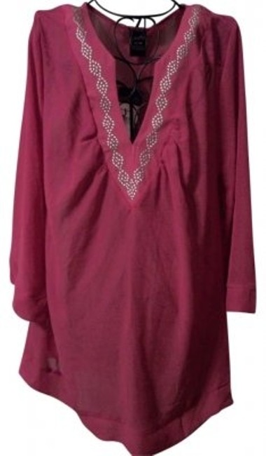Preload https://item1.tradesy.com/images/pink-tunic-size-16-xl-plus-0x-158125-0-0.jpg?width=400&height=650