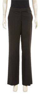 Elie Tahari Wide Leg Pants Brown