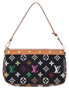 Louis Vuitton Black Shoulder Bag