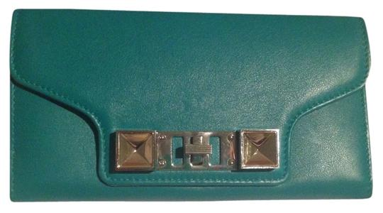 Proenza Schouler PS11 Continental Leather Wallet
