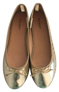 Old Navy Gold Flats