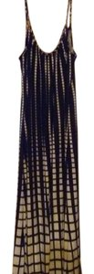 Black and white Maxi Dress by Roz & Ali