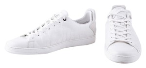 Louis Vuitton Mens Sneakers White Athletic