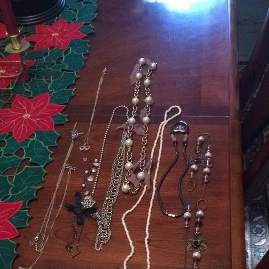 Other Lot Of 20 Necklaces