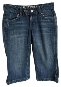 Mossimo Supply Co. Capri/Cropped Denim-Medium Wash