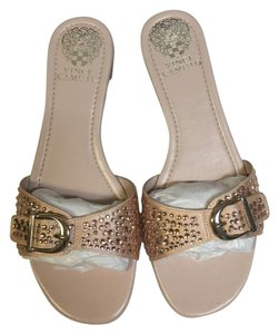 Vince Camuto Rose Gold Sandals