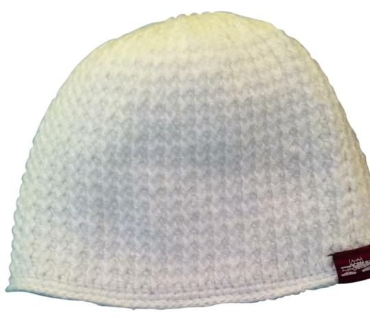 Preload https://item1.tradesy.com/images/white-knit-beanie-hat-158150-0-0.jpg?width=440&height=440
