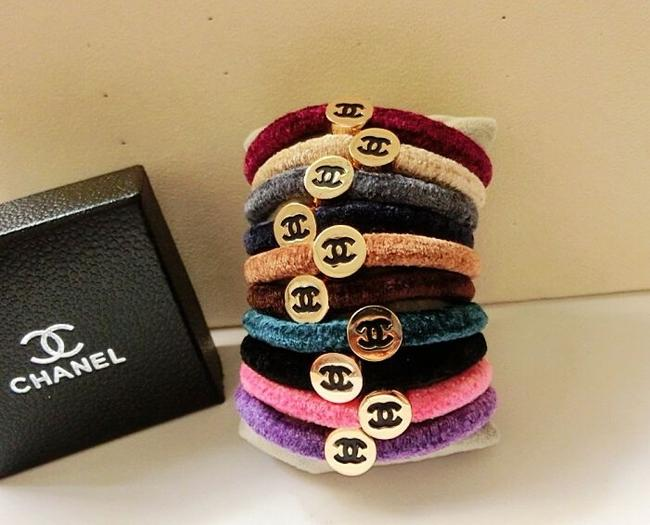 Item - Multi You Choose 5 Cashmere Ties Set Of Colors Hair Accessory