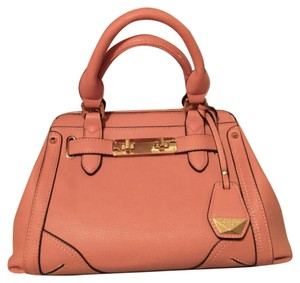 Jessica Simpson Satchel in Dusty Coral