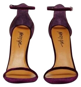 Nasty Gal Wine/purple Pumps