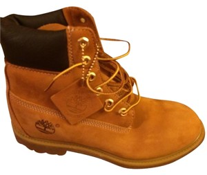 Timberland Leather WHEAT Boots
