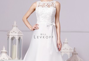 Bill Levkoff 21248 Wedding Dress