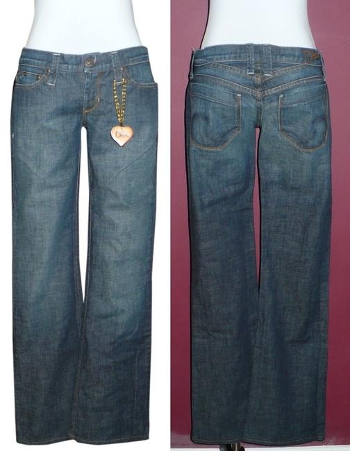 Frankie B Dittos Daniella Clarke Featured Items (Yellow Star): Buy 2 Get 1 Free* Everything Else: Buy 1 Get 1 50% Off* Boot Cut Jeans-Dark Rinse