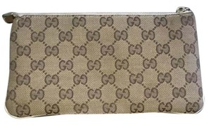 Gucci Wristlet in Canvas