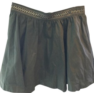 Divided by H&M Mini Skirt Olive green