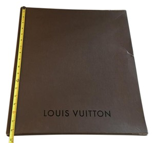 Louis Vuitton Louis Vuitton Box