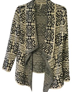 other -Kate collection Print Big Collar Cardigan