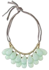 Anthropologie Anthropologie STORMY SEA NECKLACE - Seafoam