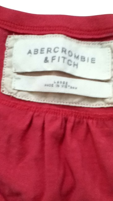 Preload https://img-static.tradesy.com/item/15817/abercrombie-and-fitch-pink-tee-shirt-size-12-l-0-0-650-650.jpg