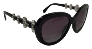 Chanel Chanel Plum Sunglasses