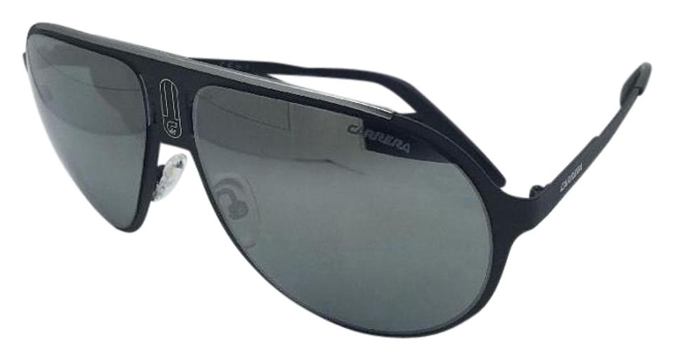 cd9b6c1ea5aa Carrera Sunglasses CARRERA CHAMPION/MT 003T4 Matte Black Frame w/Mirror  Lenses Image 0 ...