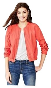 Gap Spring New Bomber Bright coral Jacket