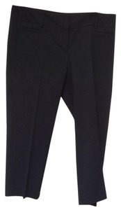 Express Crop Dress Pants Capris Black