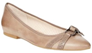 Sperry med beige Flats