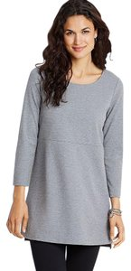 J. Jill 3/4 Sleeve Knit Tunic