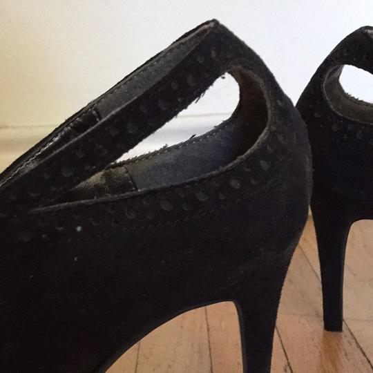 ShoeDazzle Black Pumps