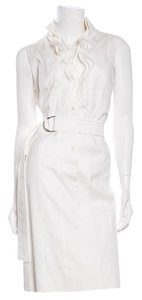 Akris Punto short dress White on Tradesy