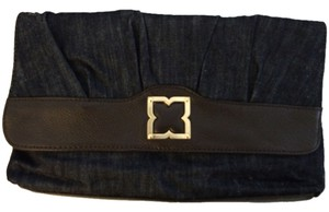 BGBG Demim Denim Clutch