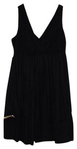 Gap short dress Black Empire Waist on Tradesy