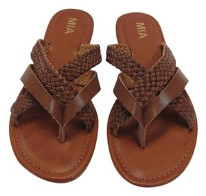 MIA New Size 10.00 M Brown Sandals