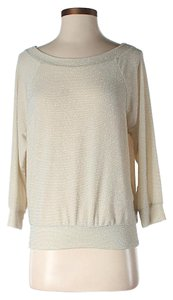 Rachel Roy Textured Sweatshirt