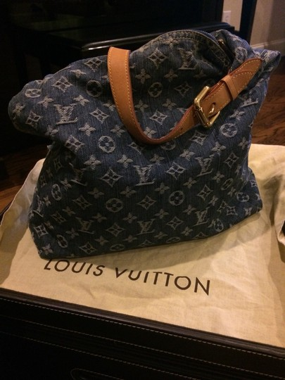 Louis Vuitton Speedy Neverfull Hobo Chanel Denim Shoulder Bag