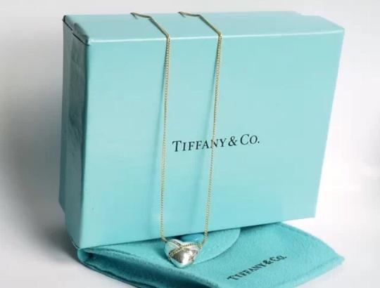 Tiffany & Co. 18k Yellow Gold Tiffany & Co Necklace
