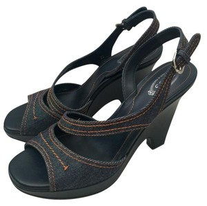 Tod's Jean Wedges