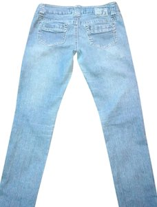 Hydraulic Skinny Jeans-Medium Wash