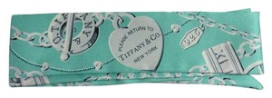 Tiffany & Co. Tiffany & Co. Printed Scarf