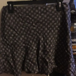 BP. Clothing Mini Skirt Grey