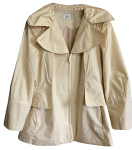 J. Jill butter cream yellow Jacket